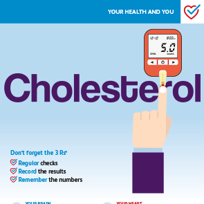High Cholesterol Leaflet